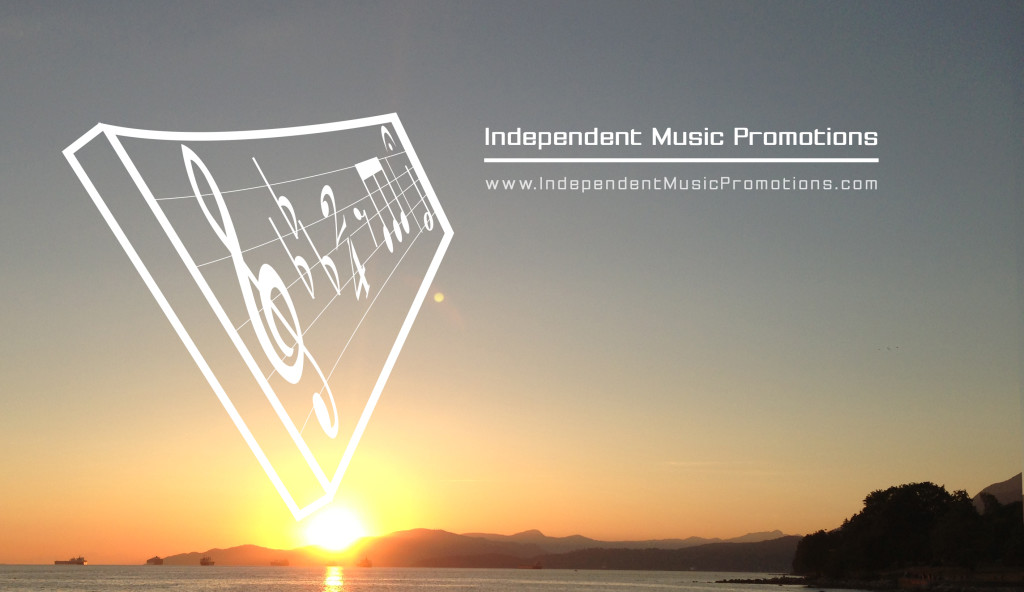 Independent Music Promotions logo by Shaun Friesen
