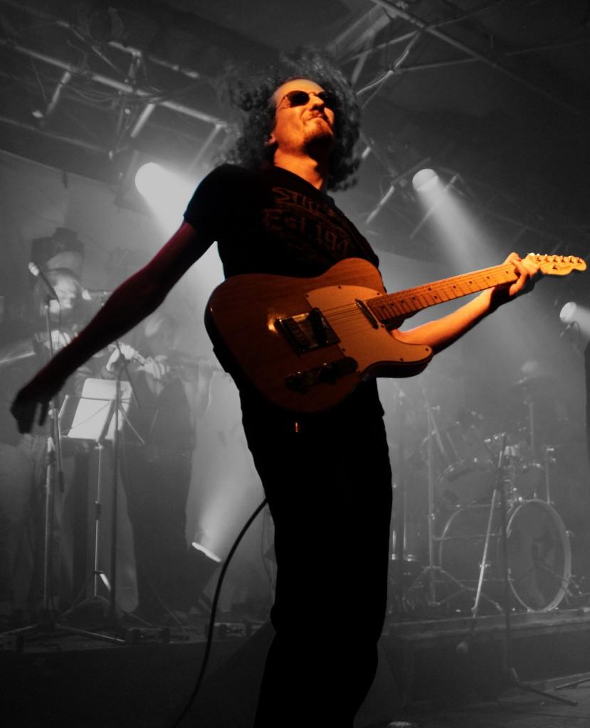 New Guitar God Avishay Mizrav Releases The Stunning