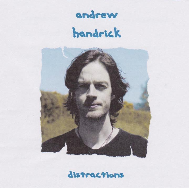Exclusive interview with Dublin folk/rock artist Andrew Handrick