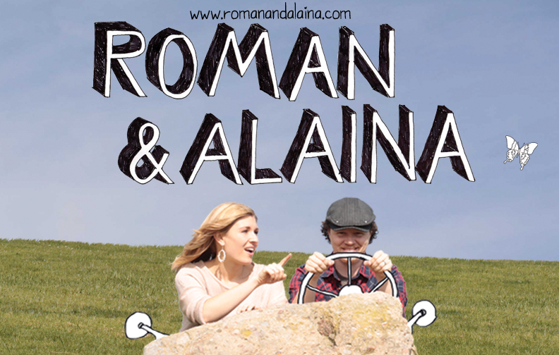 Indie Folk Duo Roman & Alaina Interview Plus Album Review