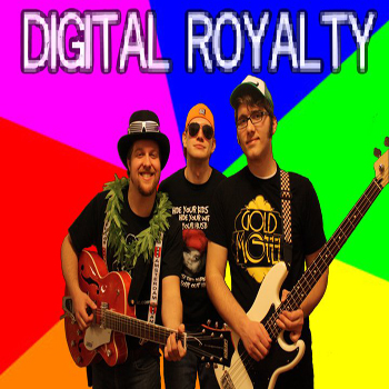 Punk Band Digital Royalty release