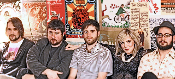 Chicago band Northpilot bring prog pop to the masses