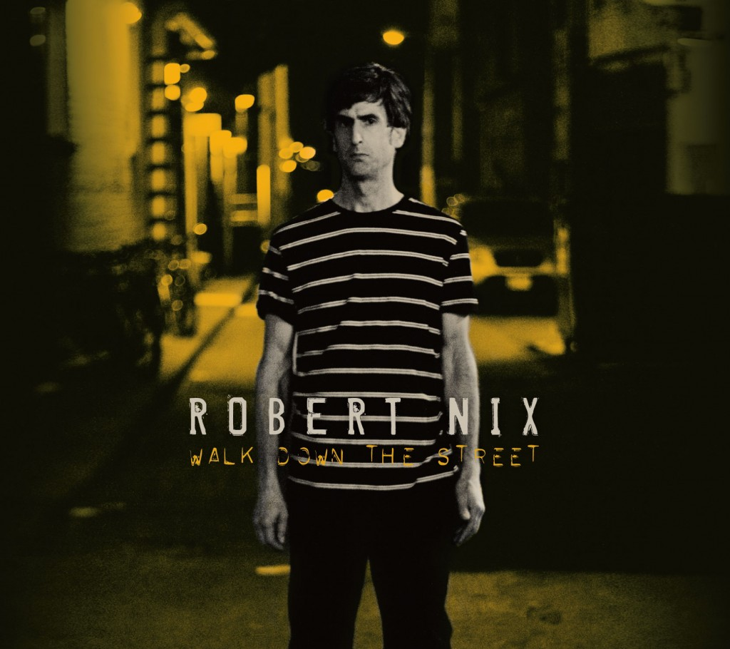 Robert Nix appeals to fans of The Talking Heads, David Bowie and The Beatles