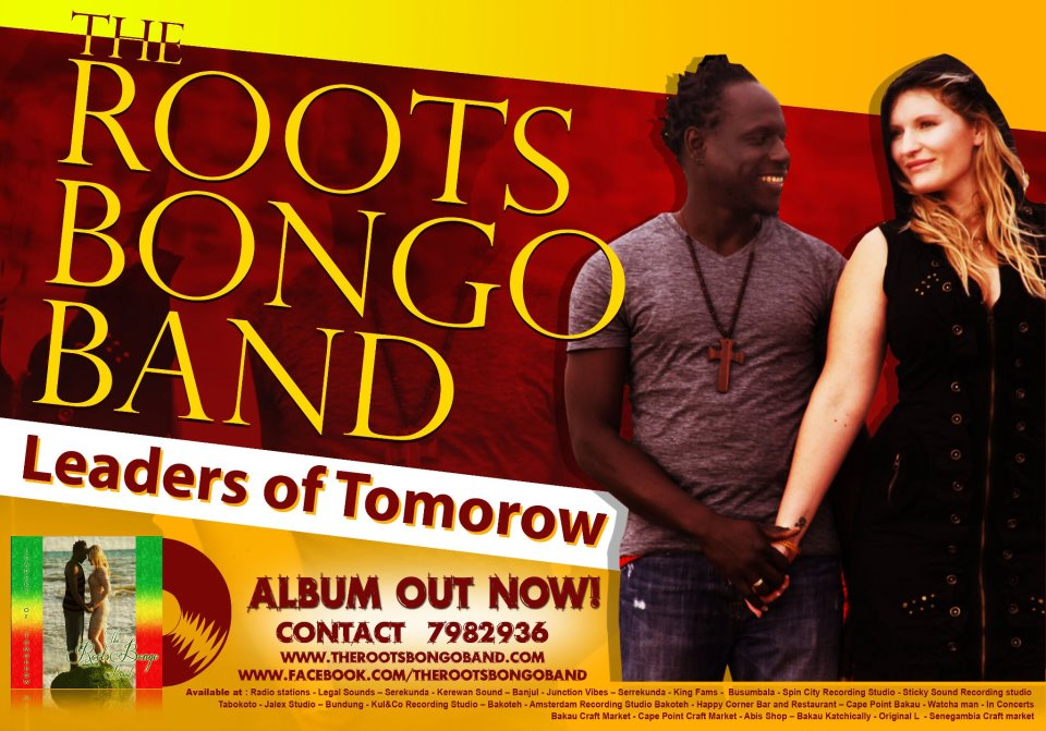 Review and Interview with The Roots Bongo Band