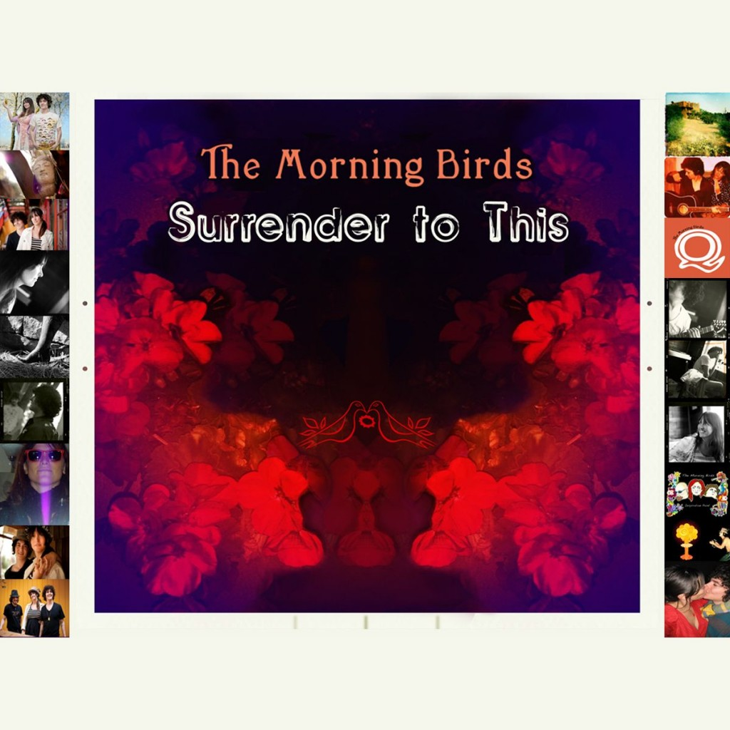 The Morning Birds - Surrender To This CD Review