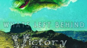 Victory Garden – What's Left Behind EP Review (For fans of Smashing Pumpkins, Modest Mouse)