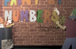 Andrew Luttrell Band – Paint by Numbers CD Review (2012)