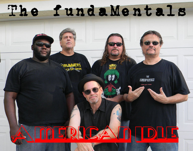 Get Some Rock n' Roll Spirit From The fundaMentals