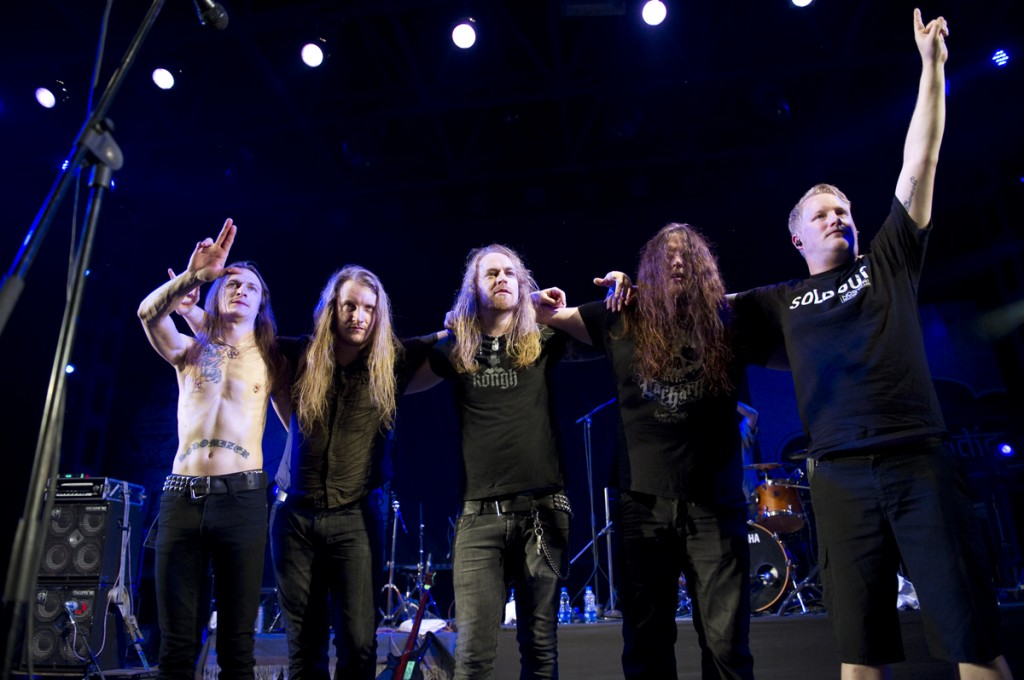 Live Music Roundup - Jane's Addiction, Katatonia, Devin Townsend Project, Swans