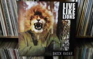 Shock Radar - Live Like Lions