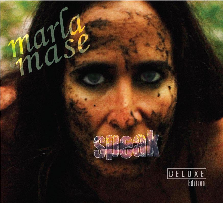 Marla Mase - SPEAK Deluxe cover