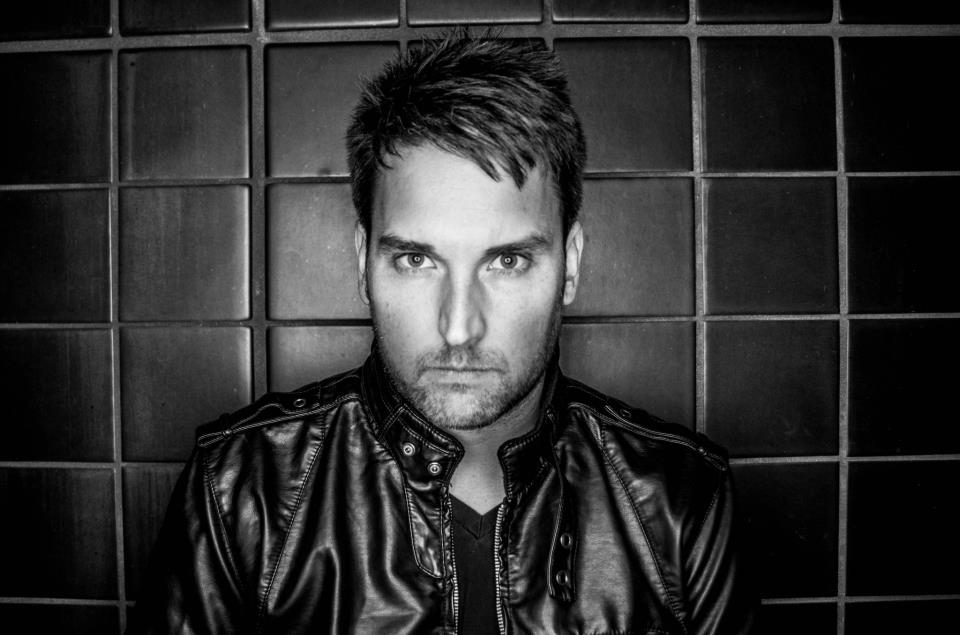 DJ Trevor Simpson