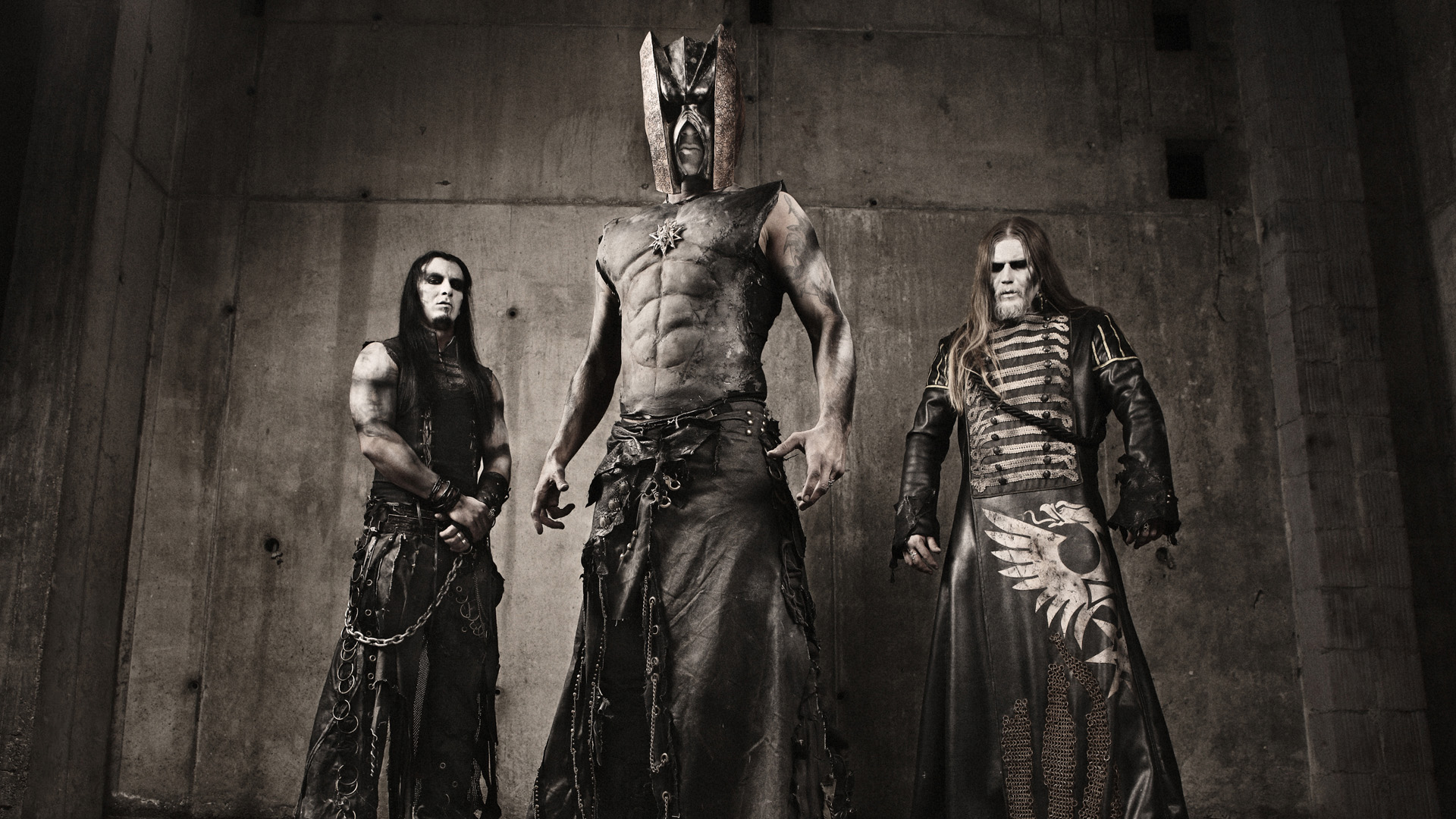 Behemoth press shot