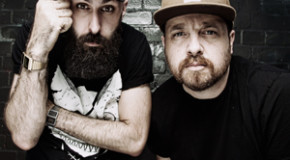 Scroobius Pip & Dan le Sac rock and roll in one of their last-ever gigs (3/5/14)