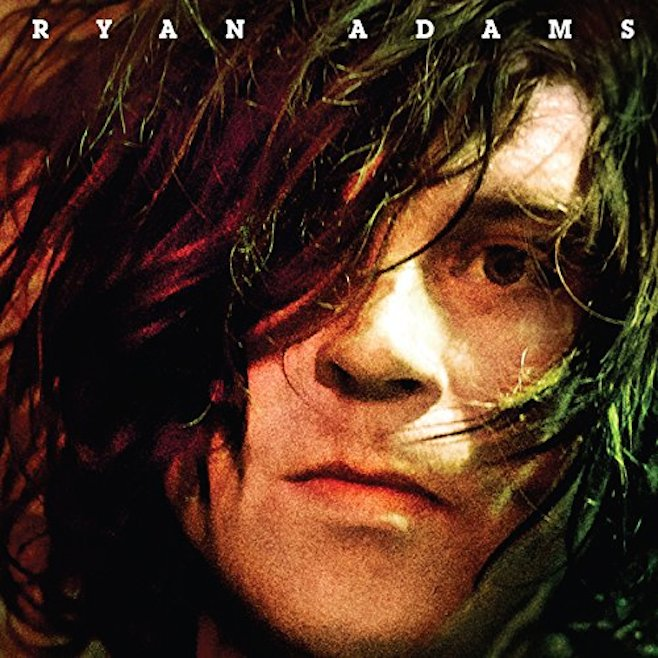 ryan adams self titled cover
