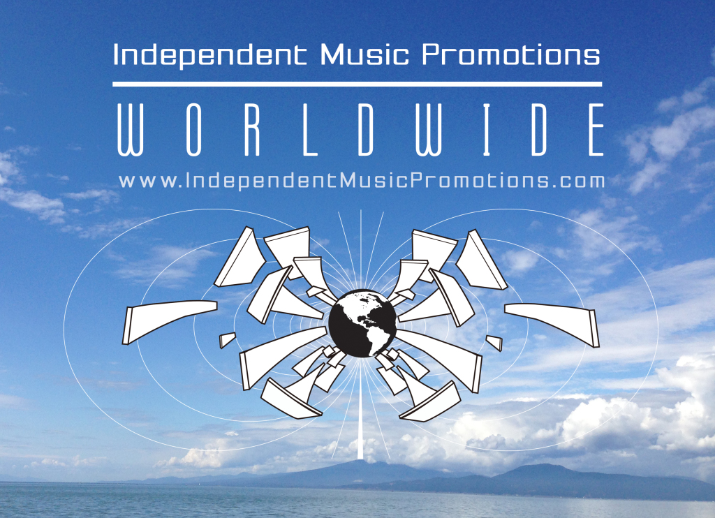 Independent Music Promotions Art by Shaun Friesen (freezen.ca)