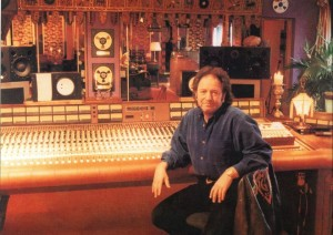 Stuart Epps in studio